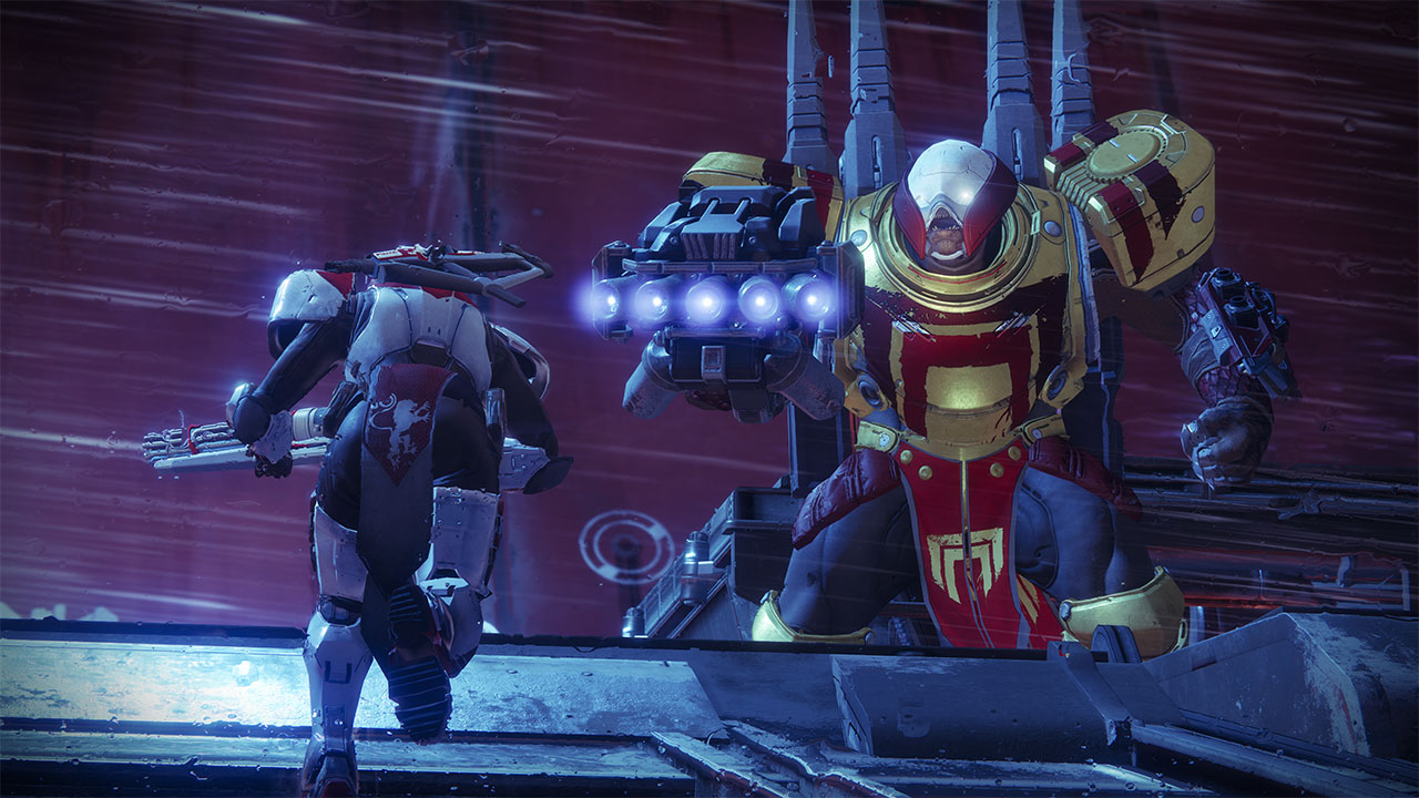 Priming the Hype Cannon, Bungie Releases PC Launch Trailer
