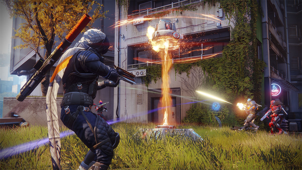 Destiny 2 gets a PC launch trailer