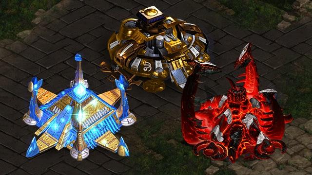 Starcraft скачать игру - фото 10
