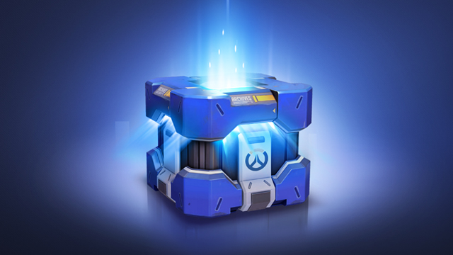 Overwatch: Uprising Loot Boxes