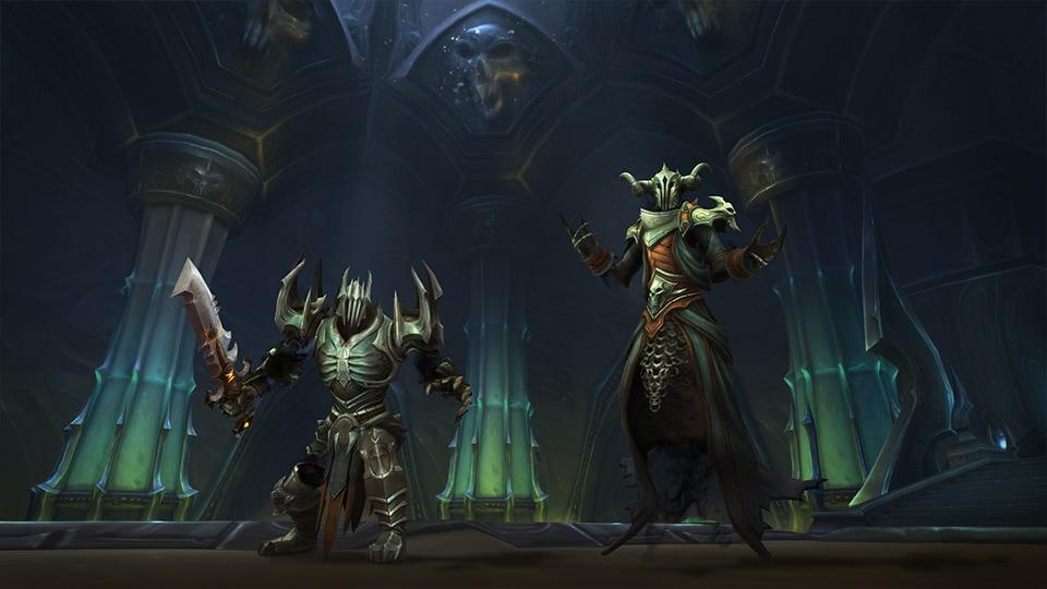 World-of-Warcraft-Shadowlands-World-of-Warcraft-Blizzard