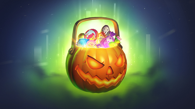 Halloween Loot Boxes