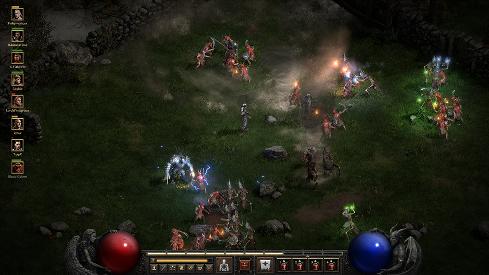 Купить Diablo® II: Resurrected™