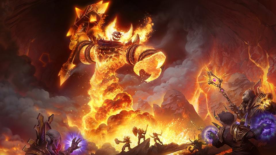 Купить World of Warcraft®: Издания Complete Collection