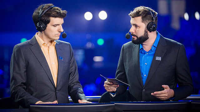 Announcer: Tastosis