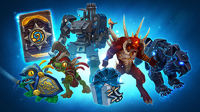 Blizzcon 2018 contests and giveaways