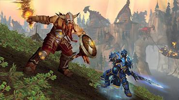 World of warcraft скачать игру через торрент