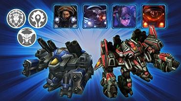 Купить StarCraft® II: коллекция кампаний - Электронное издание Deluxe