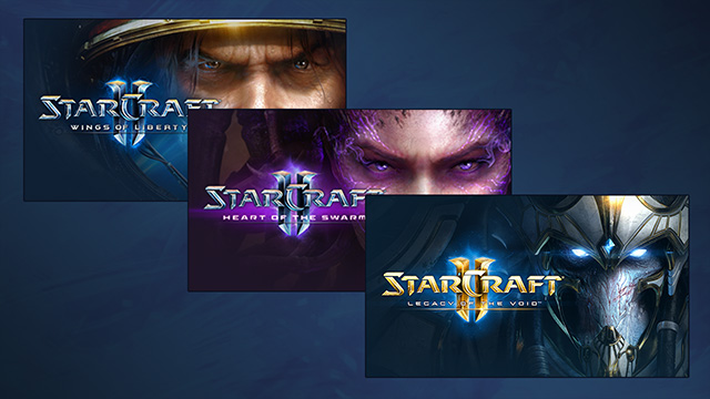 StarCraft II: The Complete Collection