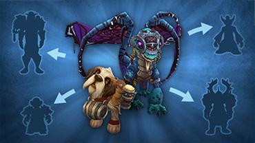 Купить комплект: Щенок альтеракского мастифа и Волшебный дракончик