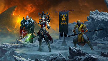 Купить Diablo® III: Eternal Collection