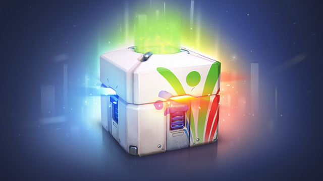 Summer Games Loot Boxes