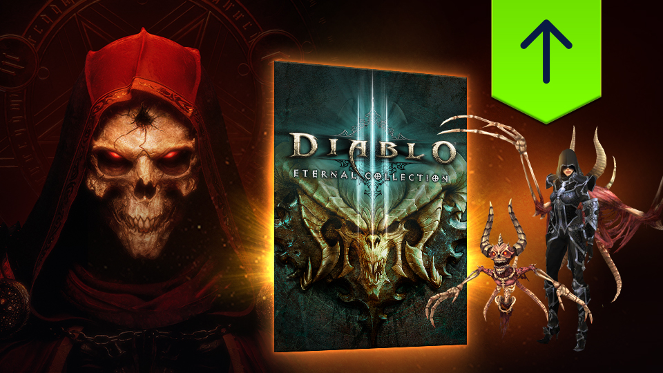 Купить Diablo® Prime Evil Collection