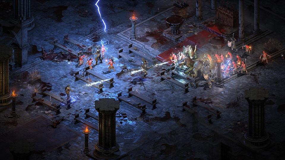 Diablo® II: Resurrected™ - Diablo II: Resurrected | Battle.net Shop