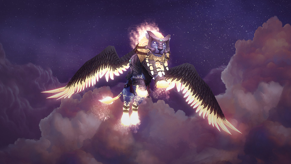 Winged Guardian