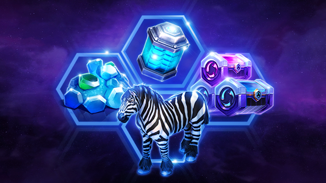 Heroes of the Storm : Pack de bienvenue