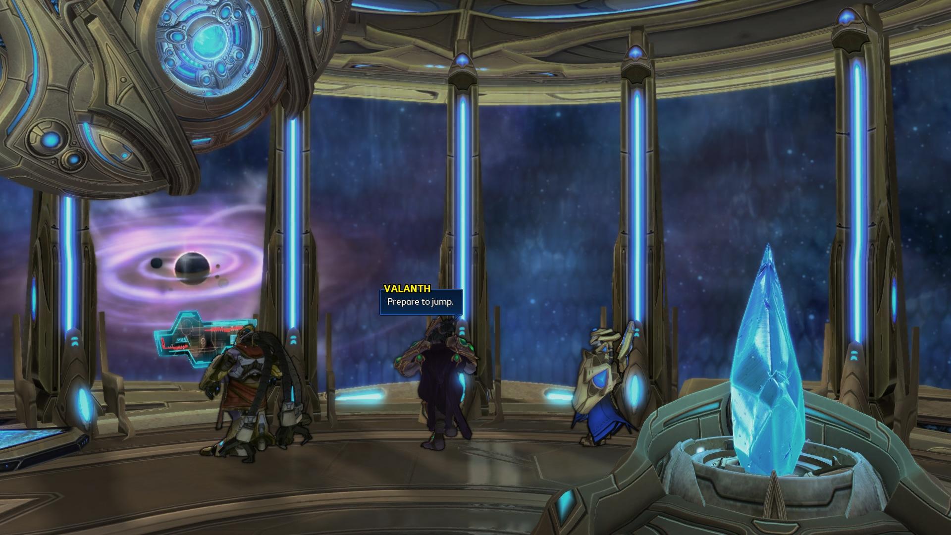 Premium Arcade: ARK Star - StarCraft II | Blizzard Shop