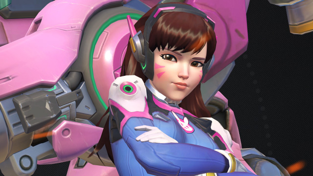 Announcer: D.Va