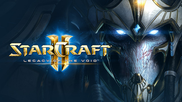 StarCraft II : Legacy of the Void™