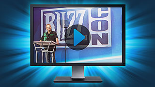 Virtuelles Ticket zur BlizzCon 2017