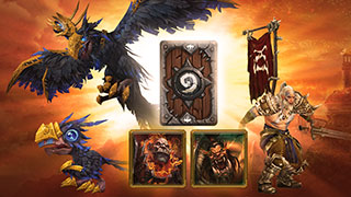World of Warcraft: Warlords of Draenor Digital Deluxe Items