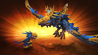 World of Warcraft: Warlords of Draenor - Oggetti dell'Edizione digitale deluxe